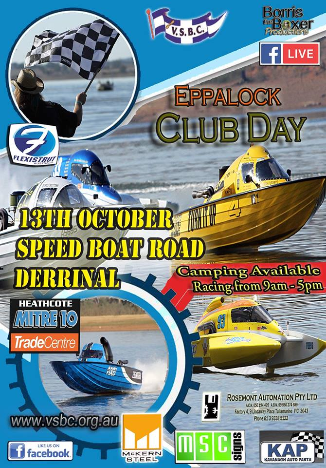Eppalock Club Day